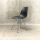 Plastic Shell Side Chair (Black) / Herman Miller / Charles & Ray Eames
